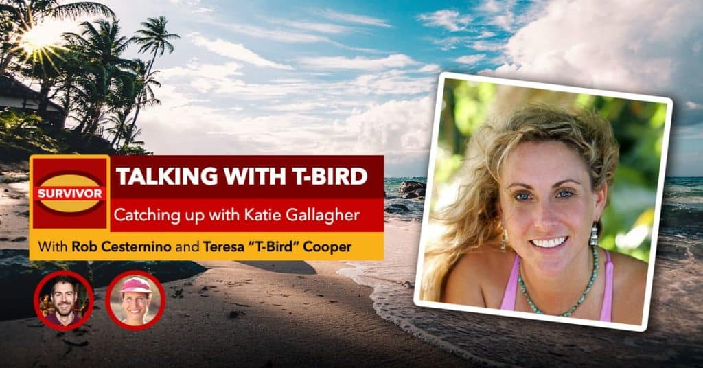 Talking with T-Bird: Katie Gallagher