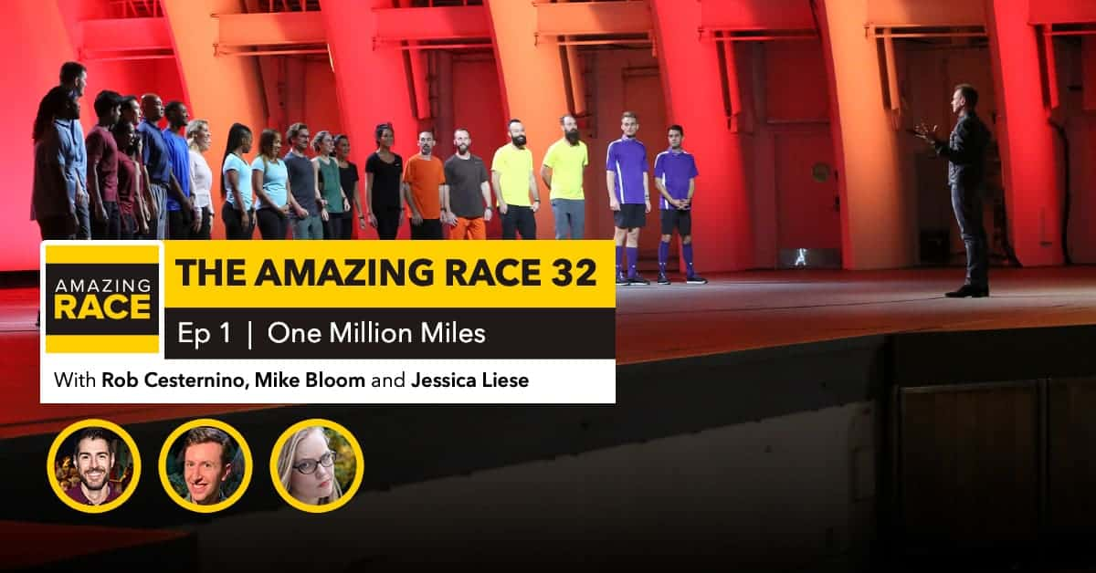 Amazing Race 32 | Episode 1 Recap