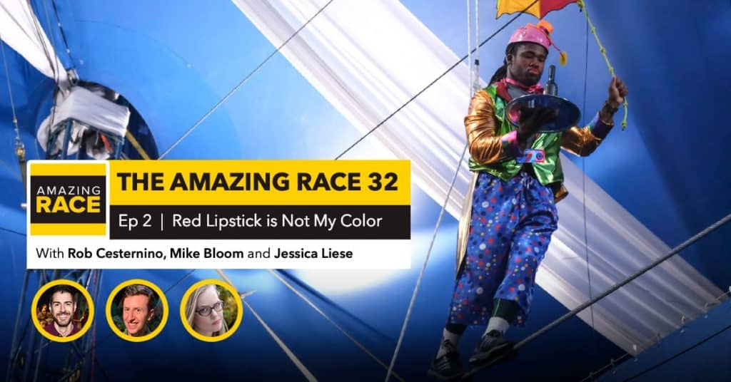 Amazing Race 32 | Episode 2 Recap