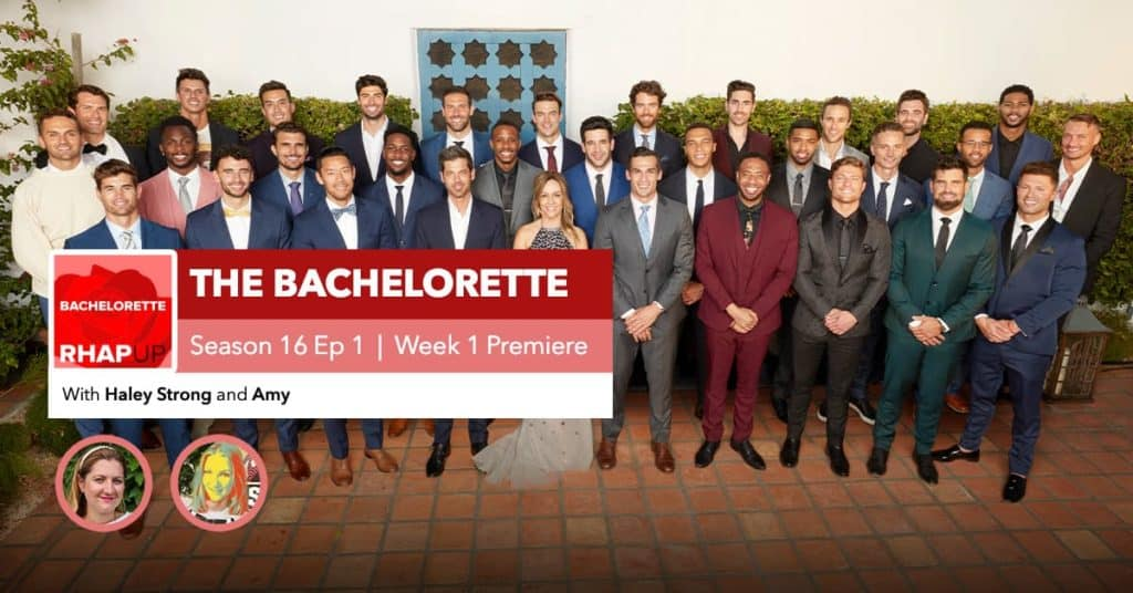 Bachelorette Season 16 Episode 1 | Week 1 Premiere