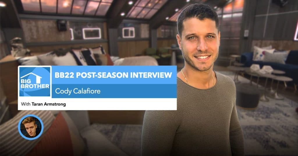 BB22 | Cody Calafiore Game Review