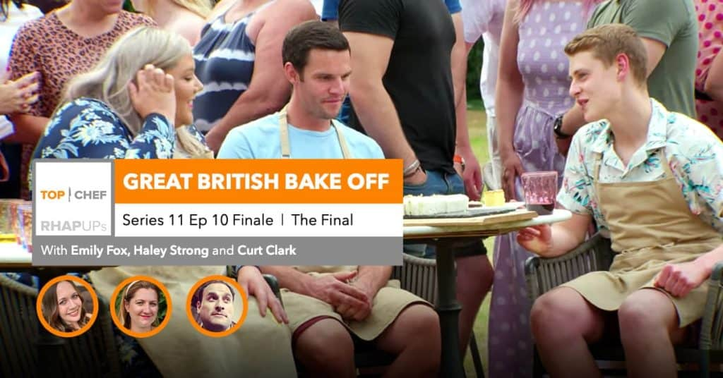 The Great British Bake-Off | Series 11, Episode 10