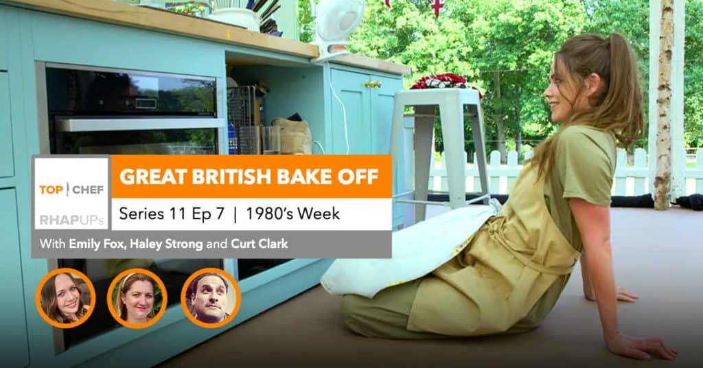 The Great British Bake-Off | Series 11, Episode 7