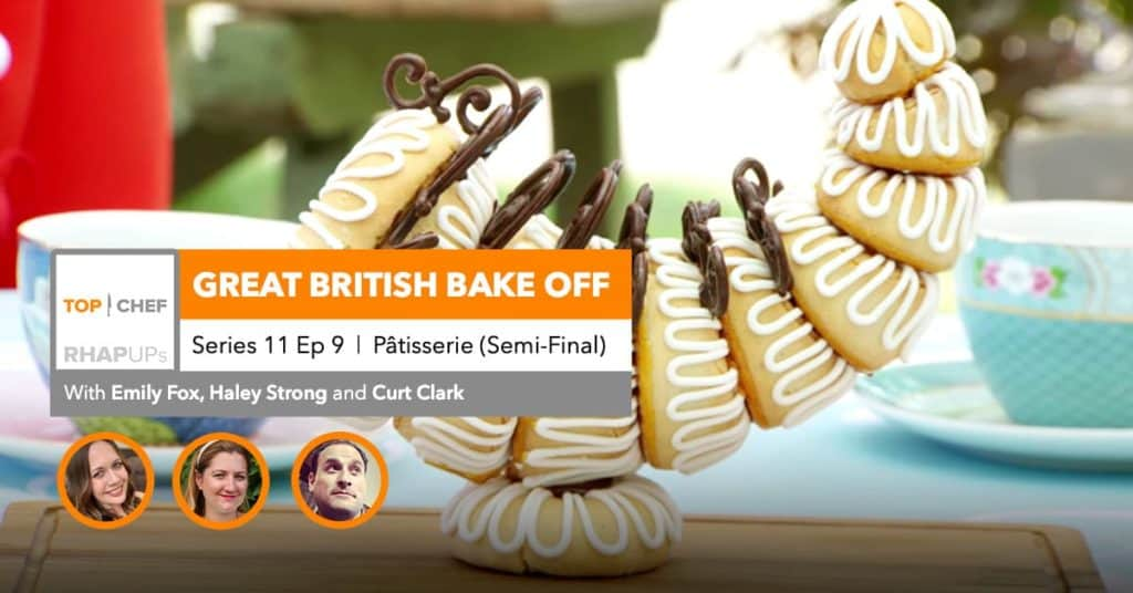 The Great British Bake-Off | Series 11, Episode 9