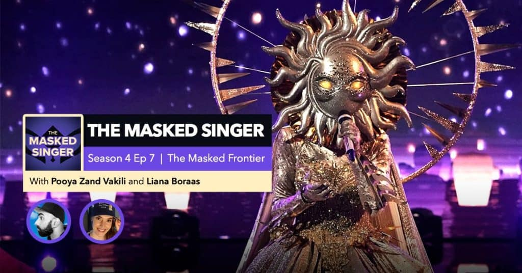 The Masked Singer | Season 4, Episode 7 RHAPup