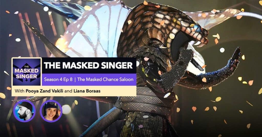 The Masked Singer | Season 4, Episode 8 RHAPup