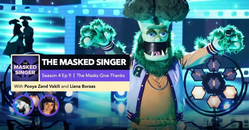 The Masked Singer | Season 4, Episode 9 RHAPup