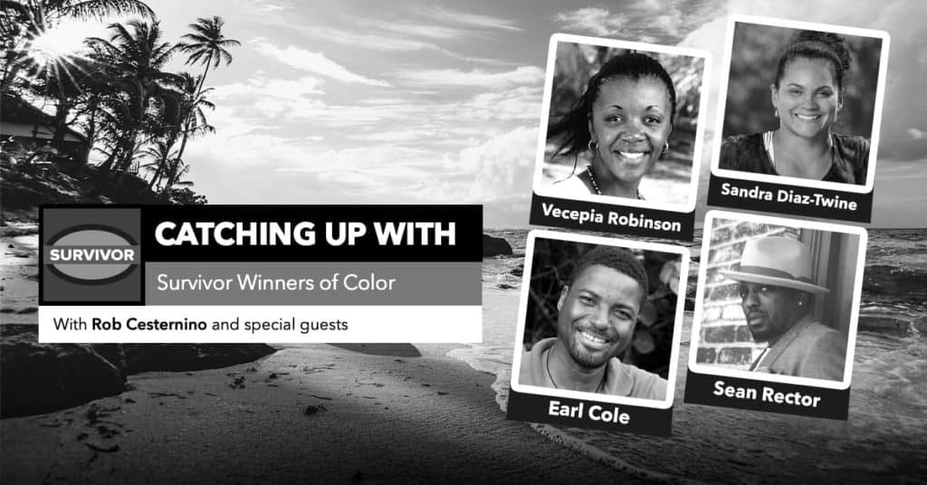 Catching Up with Survivor Winners of Color