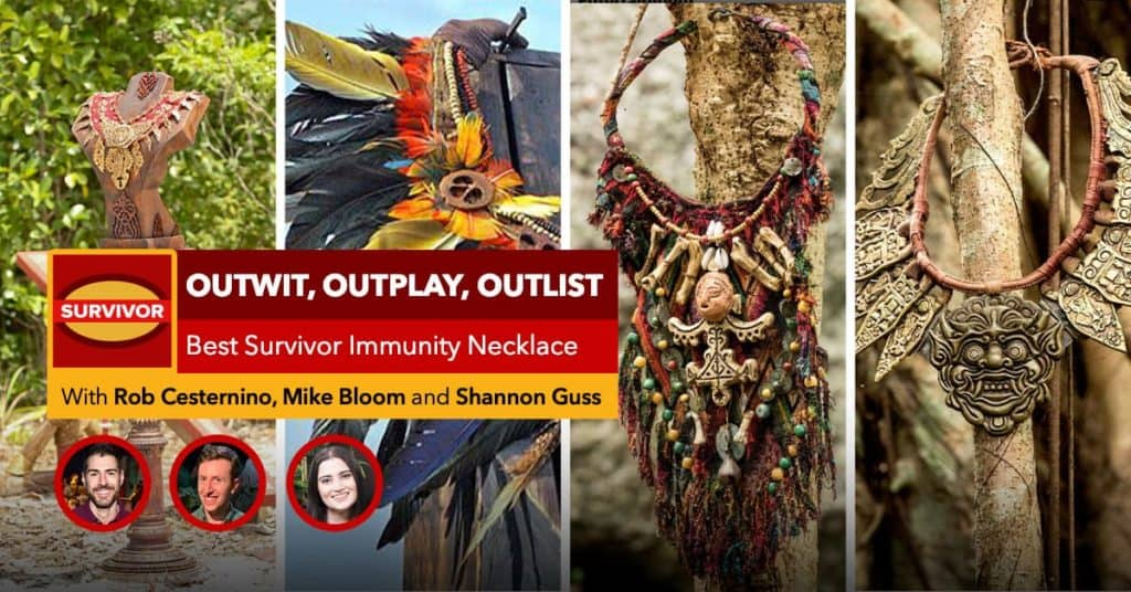 Survivor | Outwit, Outplay, OutLIST | Ranking Individual Immunity Necklaces