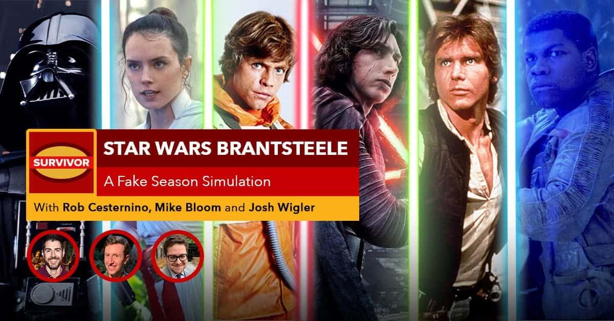 Survivor: Star Wars a BrantSteele Simulation with Josh Wigler and Mike Bloom