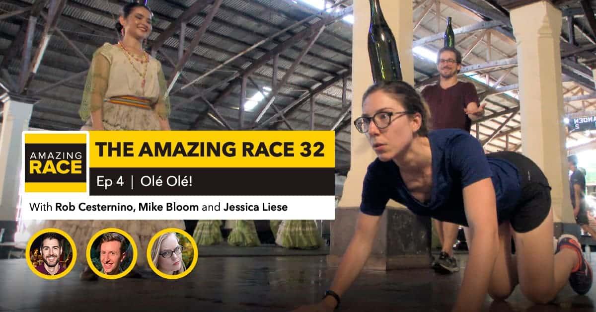 Amazing Race 32 | Episode 4 Recap