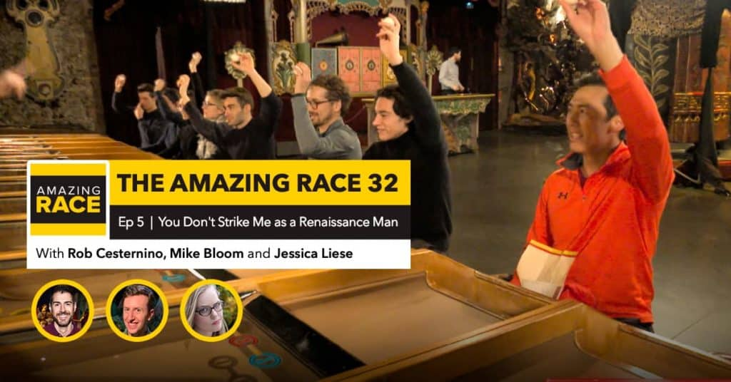 Amazing Race 32 | Episode 5 Recap