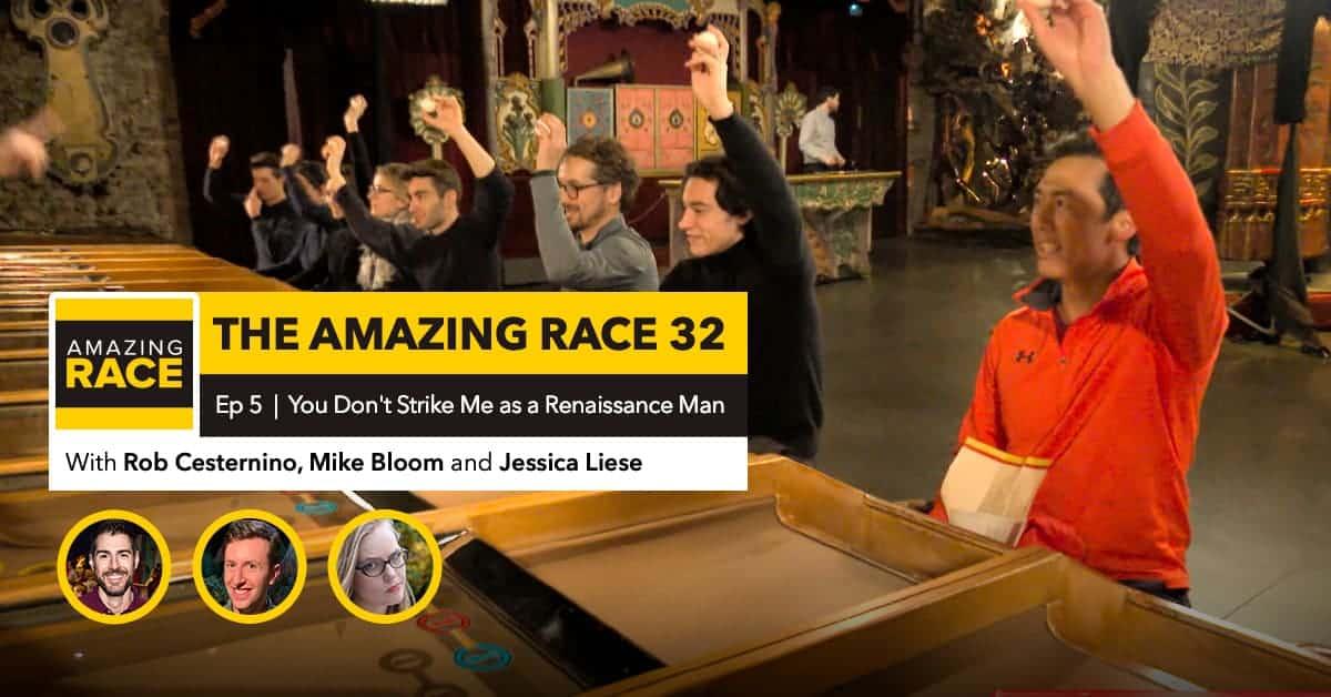 Amazing Race 32 | Episode 5 Recap
