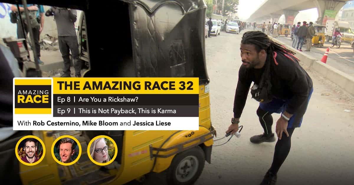 Amazing Race 32 | Episode 8 & 9 Recap