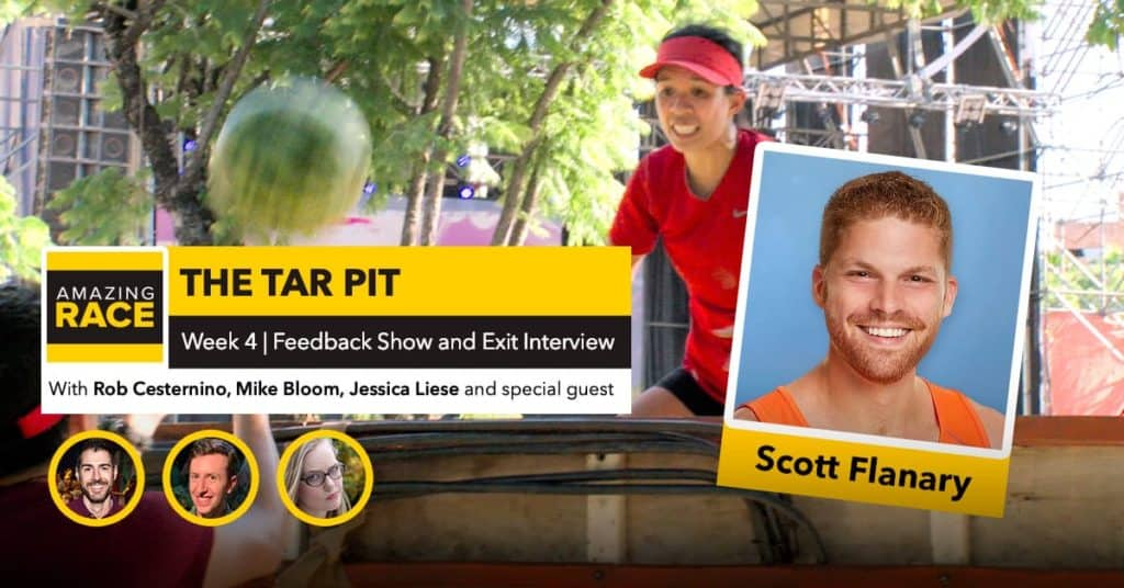 Amazing Race 32 | The TARpit Week 4 | Scott Flanary