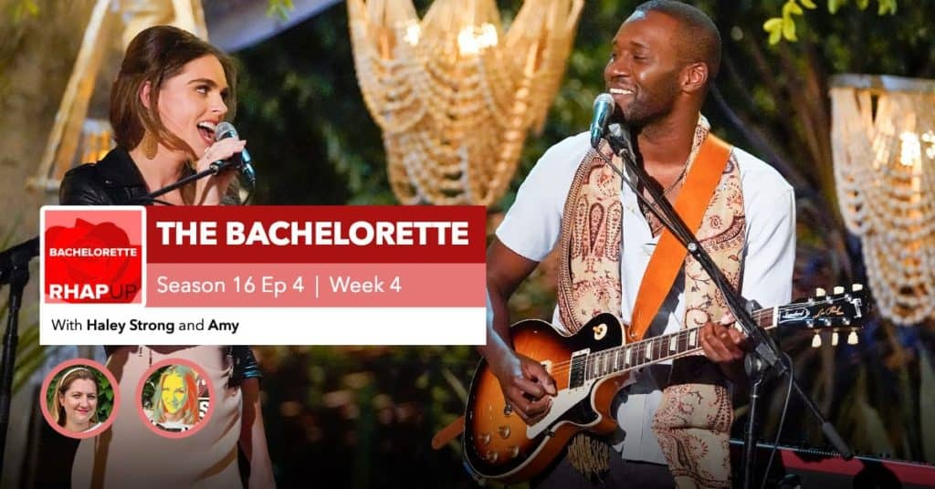 Bachelorette | Season 16 Episode 4 RHAPup