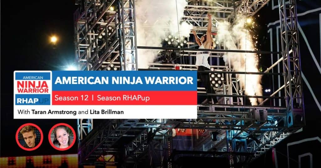 American Ninja Warrior Season 12 | Season RHAPup