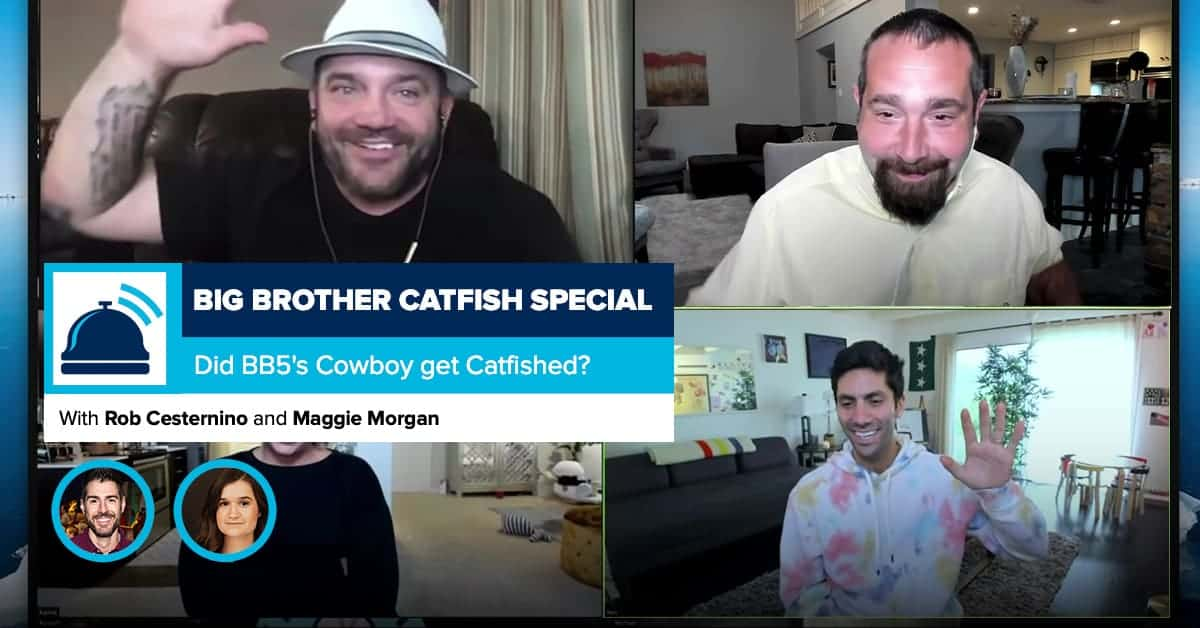 Big Brother Catfish Special: Did BB5's Cowboy get Catfished?