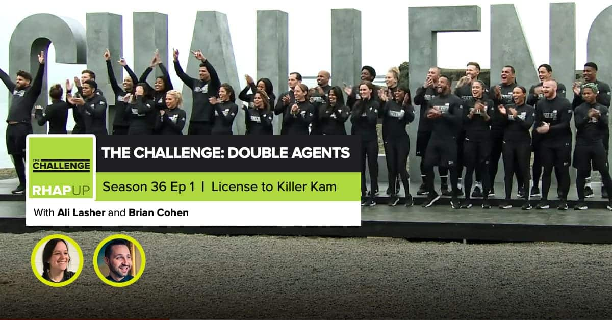 MTV The Challenge RHAPup | Double Agent Episode 1