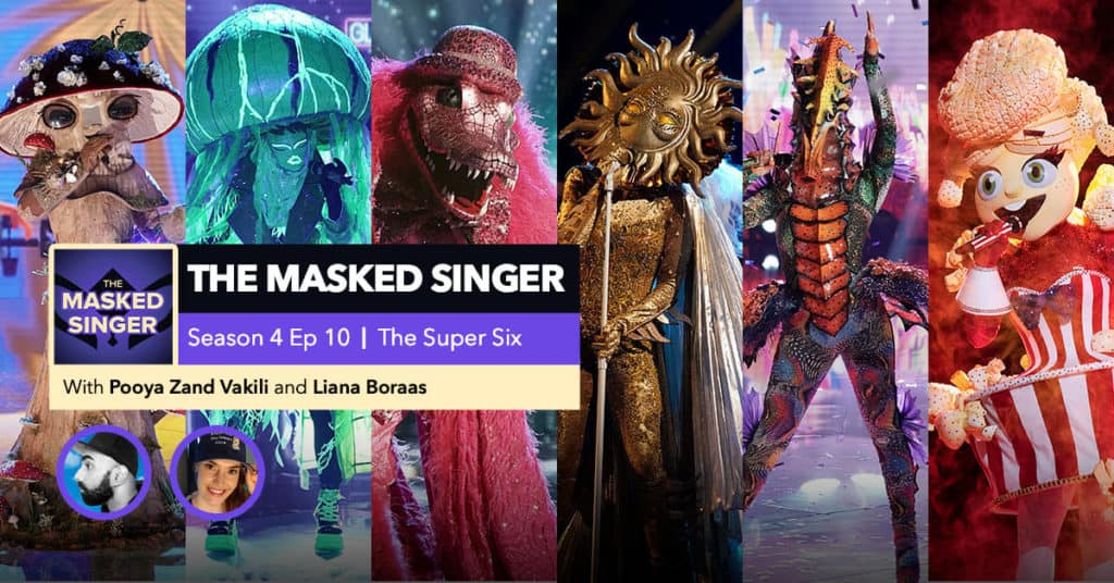 The Masked Singer | Season 4, Episode 10 RHAPup
