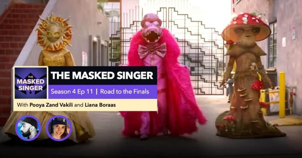 The Masked Singer | Season 4, Episode 11 RHAPup
