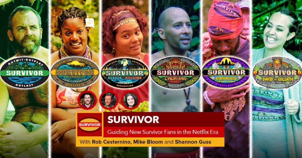 Guiding New Survivor Fans in the Netflix Era