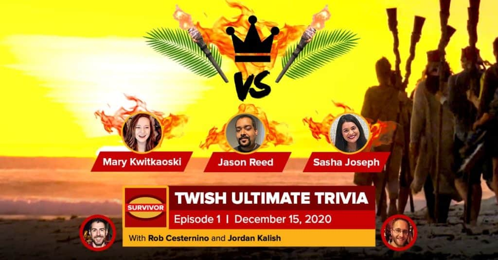 Survivor | TWISH Ultimate Trivia - Episode 1