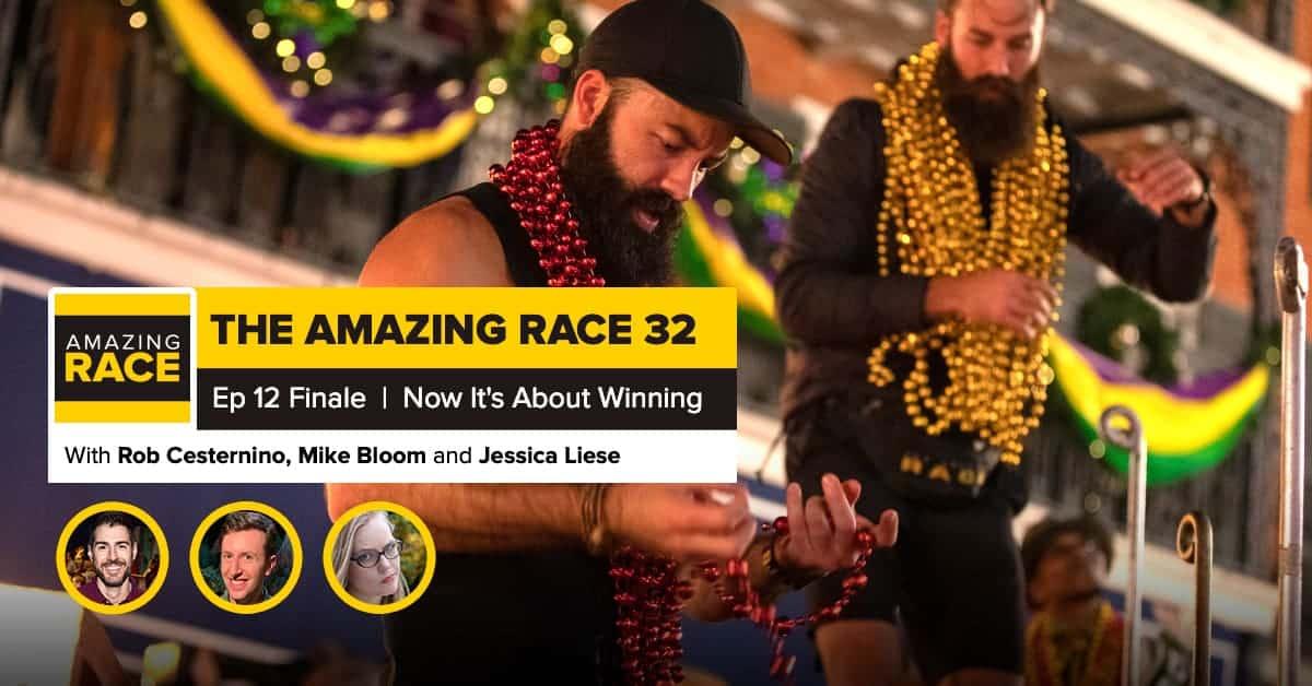 Amazing Race 32 | Episode 12 FINALE Recap