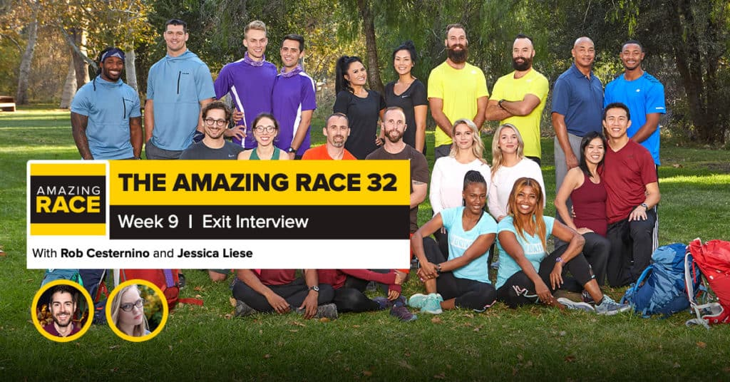 Amazing Race 32 | Week 9 Exit Interview