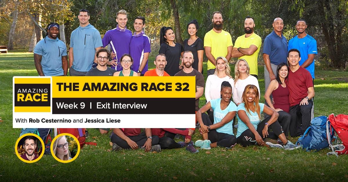 Amazing Race 32 | Week 9 Exit Interview