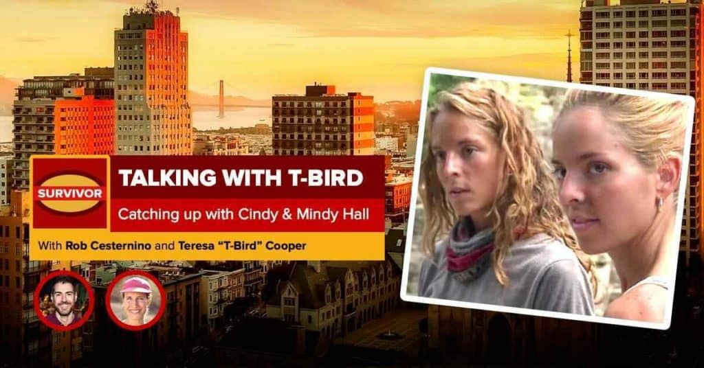Cindy & Mindy Hall