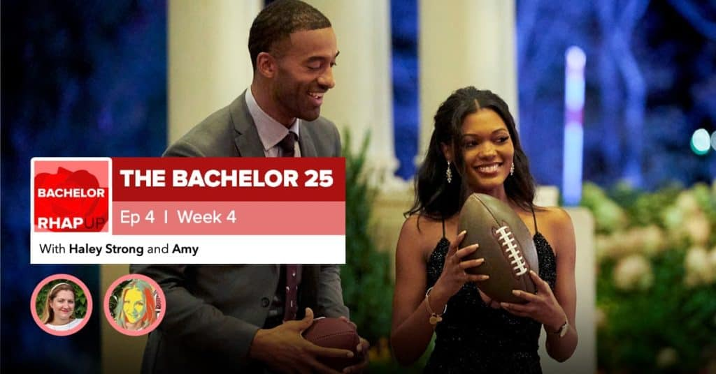 Bachelor | Season 25 Episode 4 RHAPup