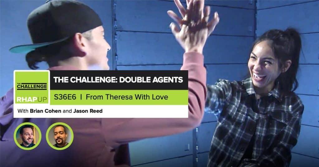 MTV The Challenge RHAPup | Double Agents Episode 6 Recap