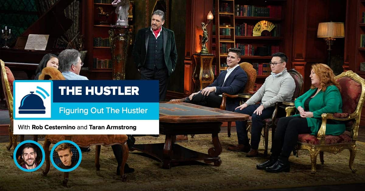 The Hustler | Figuring Out The Hustler