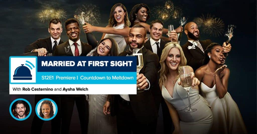 Married At First Sight | Season 12 Premiere Recap