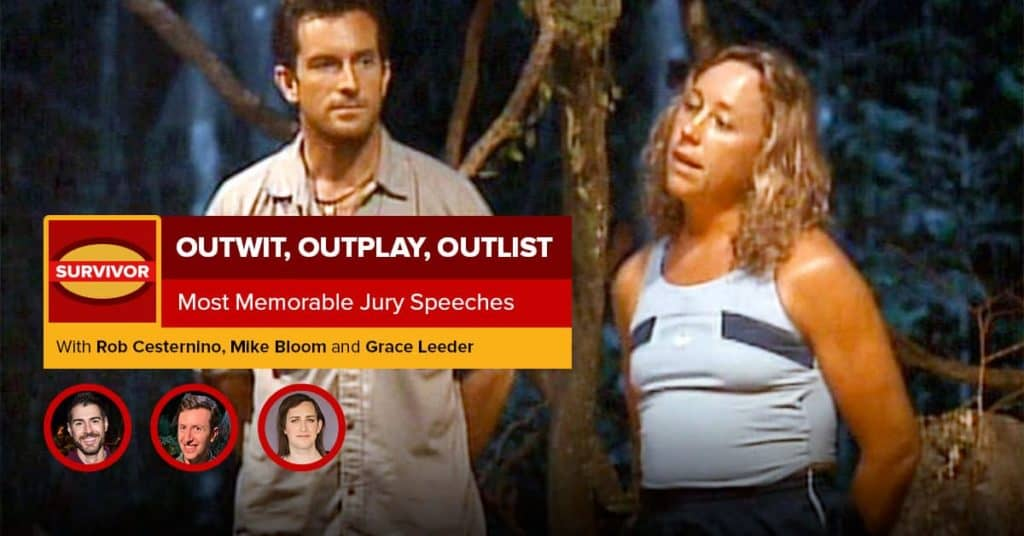 Survivor | Outwit, Outplay, OutLIST | Most Memorable Jury Speeches