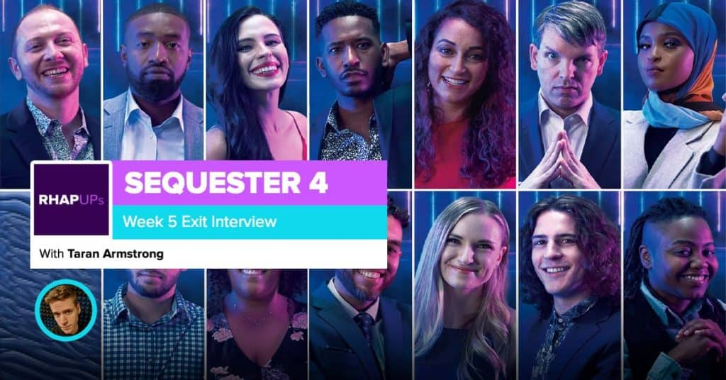Sequester 4 | Episode 5 Exit Interview