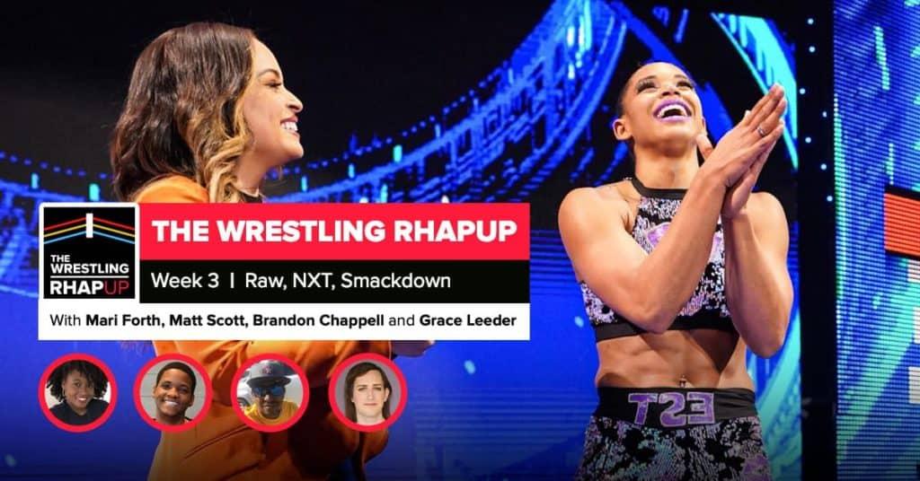 The Wrestling RHAPup | Week 3