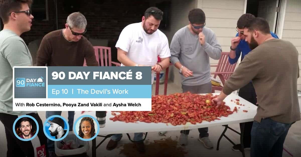 90 Day Fiance | Season 8, Episode 10 Recap | Aysha Welch
