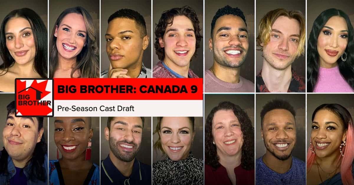 Big Brother Canada 9 | Cast Preview