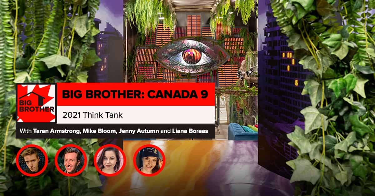 Big Brother Canada 9 | 2021 Think Tank