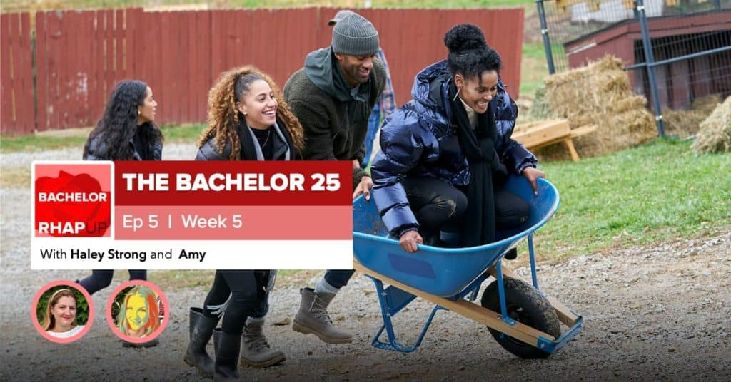 Bachelor | Season 25 Episode 5 RHAPup