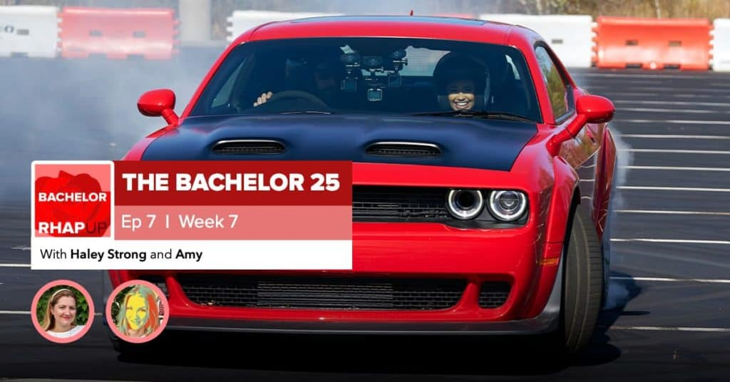 Bachelor | Season 25 Episode 7 RHAPup