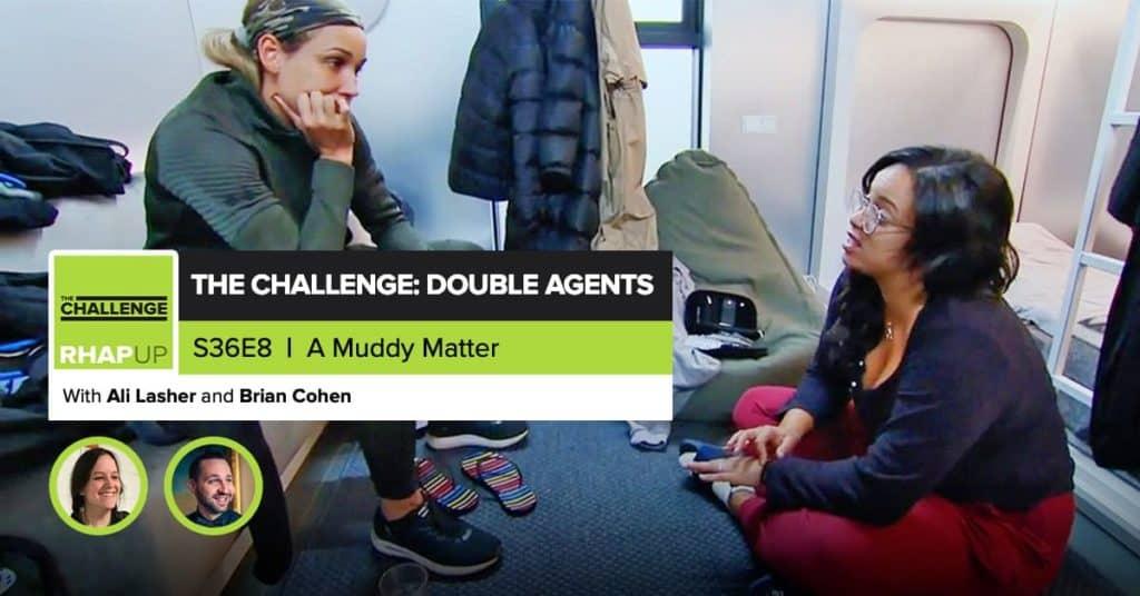 MTV The Challenge RHAPup | Double Agents Episode 8 Recap