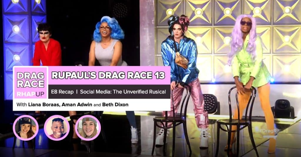 RuPaul's Drag Race Season 13 | Episode 8 Recap