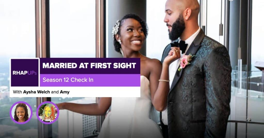 Married At First Sight | Season 12 Check In