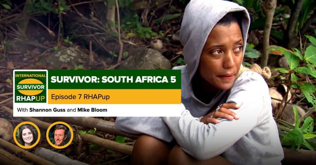 Looking to explore more Survivor Global coverage? Survivor South Africa: Champions | Episodes 3 and 4 RHAPup Survivor South Africa: Champions | Episodes 1 and 2 RHAPup