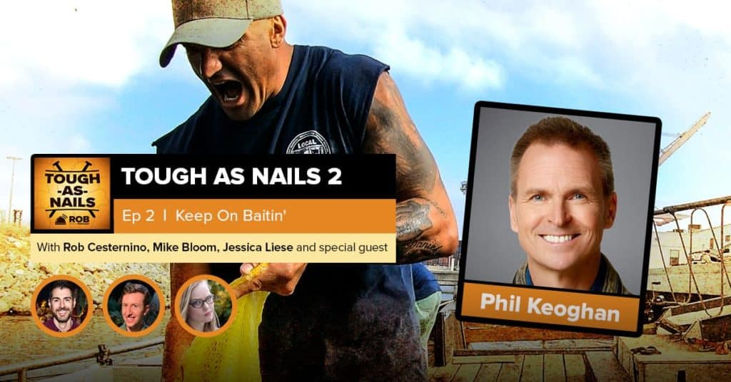 Tough as Nails | Season 2, Episode 2 Recap | Phil Keoghan