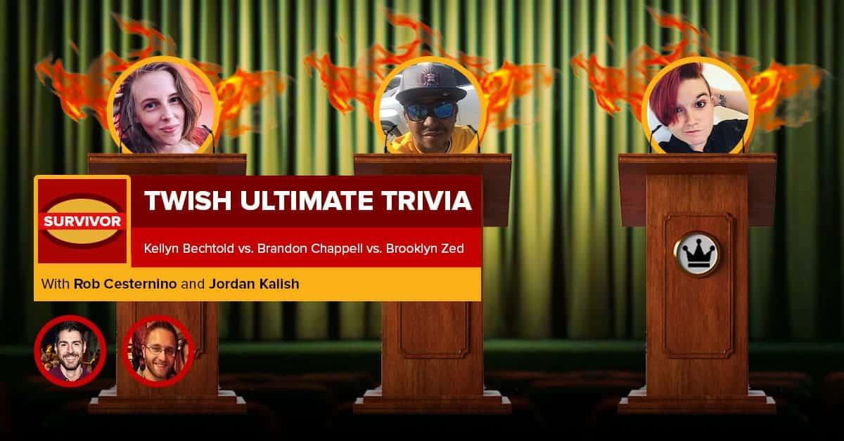 Survivor | TWISH Ultimate Trivia – Episode 3