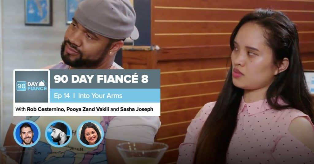 90 Day Fiance | Season 8, Episode 14 Recap | Sasha Joseph